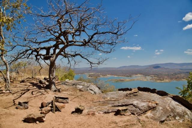 Lotri Bay, Lake Kariba, Zambia - Ridge View