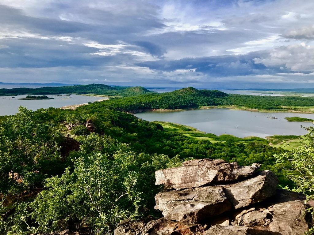 Lotri Bay, Lake Kariba, Zambia
