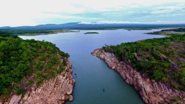 Lotri Bay, Lake Kariba, Zambia - Gorge