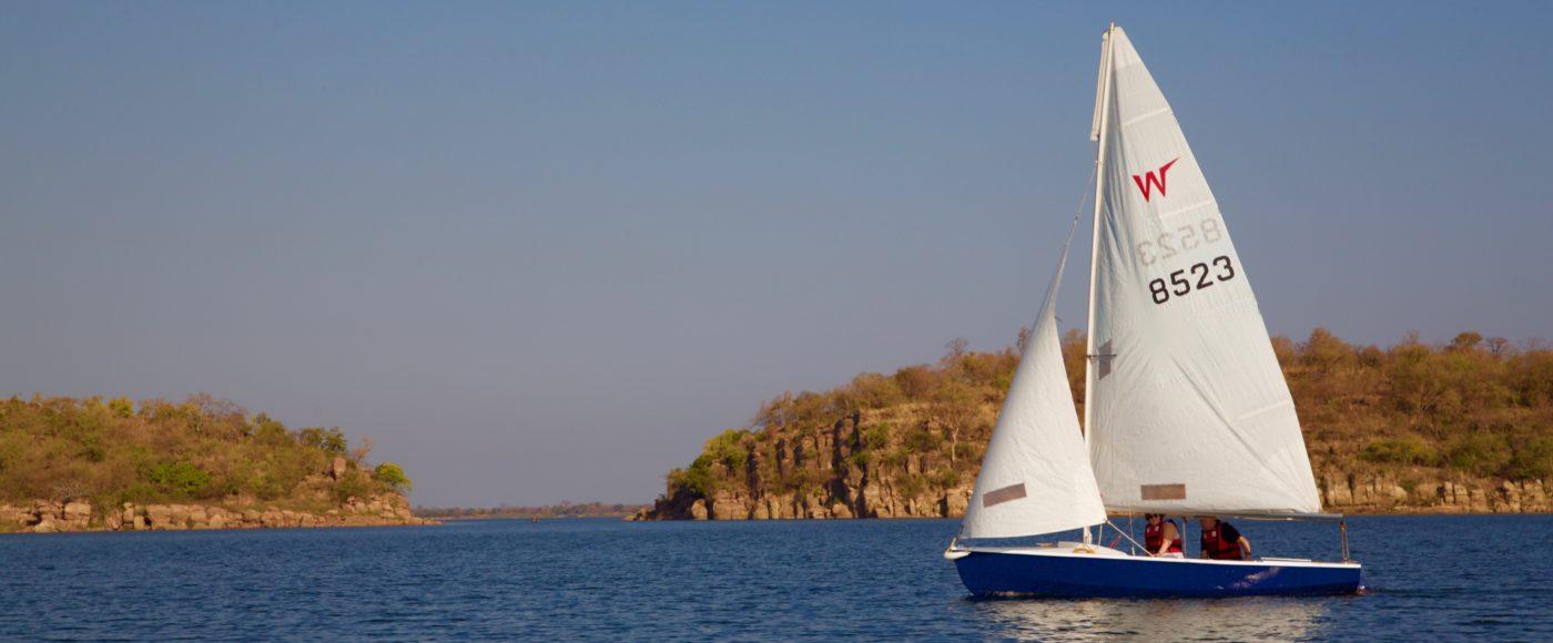 Lotri Bay - Sailing